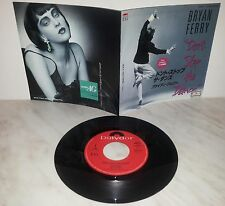 """7"""" BRIAN FERRY - DON'T STOP THE DANCE - JAPAN - 7DM-0143"""