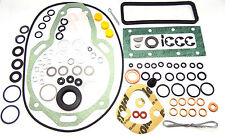 GASKET KIT for Simms minimec 4 Cyl. diesel injection pump-FOR TRACTOR Boat...