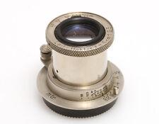 """Leica Leitz Hektor """"Nickel"""" 5cm f/2,5 #140097 M39 Schraubgewinde"""