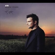 Seven Years: 1998-2005 Atb Audio CD