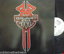 "BALAAM & THE ANGEL ~ Live Free Or Die ~ 12"" Single PS"