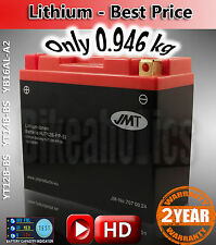 LITHIUM - Best Price - Ducati Diavel 1200 AMG ABS - Li-ion Battery save 2kg