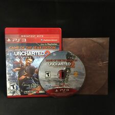 Uncharted 2: Among Thieves [Game of the Year Edition] (Playstation 3)