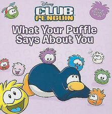 What Your Puffle Says About You (Disney Club Penguin)