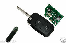 Transmitter unit Key Transponder ID48 433, 92 mhz for VW Passat 3B 3BG Bora