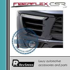 CSR Automotive Germany Porsche Macan 2014 Air Intakes Canards For Front Bumper