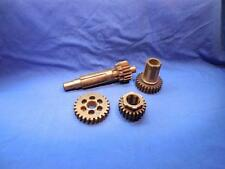 Triumph Transmission Gear Lot   NP6361