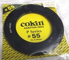 Genuine Cokin P Series 55mm Adapter Ring P455 Made in France Original 55 mm
