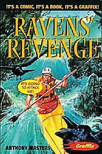 Anthony Masters Raven's Revenge (Graffix) Very Good Book