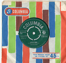 "The Shadows - Guitar Tango 7"" Single 1962"