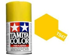 TAMIYA COLOR AIRSPRAY TS-47 CHROME YELLOW 100ml