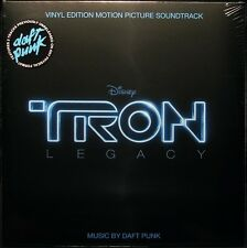 Disney's TRON: Legacy - Music By Daft Punk (Soundtrack) (180g Vinyl 2LP) NEW