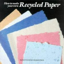 How to Make Your Own Recycled Paper-ExLibrary