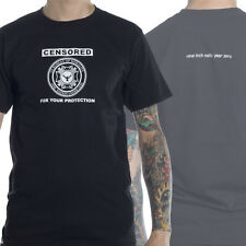 New: NINE INCH NAILS - Censored Year Zero (Small) T-Shirt