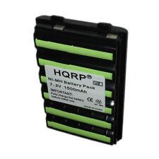 HQRP Batería para Radio de dos vías Yaesu / Vertex FNB-83 / FNB-V57X Reemplazo
