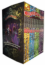 The Saga of Darren Shan Collection 12 Books Set New