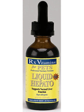 Rx Vitamins for Pets Liquid Hepato for Pets Chicken 4 oz