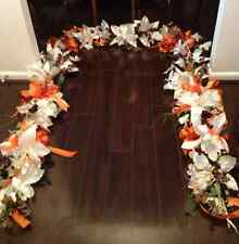 Brides Wedding Arch - Custom Made Your Colors - $85.00 Free Shipping