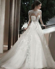 Q03  Abiti da Sposa vestito nozze sera wedding evening dress
