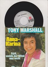 "7  ""  Single von Tony Marshall    -     Anna-Karina"
