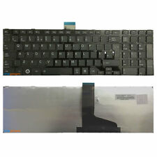 TOSHIBA SATELLITE PRO C850 C855 C850D C870 L850 L855 KEYBOARD UKLAYOUT BLACK F62