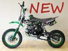 125cc Pro Dirt Pit Bike Scrambler MX Bike (NEW) Latest 2017 Model!