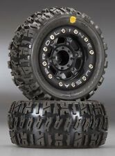 "Pro-Line 1194-13 Mounted Bead-Loc Trencher 2.2"" Tires/Wheels (2) 1/16 E-Revo"