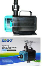 SOBO 5200 Submersible Pump | Flow Max: 3500 L/H, 75 watt, Height Max: 3 meters