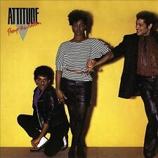 Pump the Nation [Bonus Tracks] by Attitude (CD, 2013, Funky Town) SEALED NEW