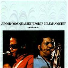 Stablemates Junior Cook George Coleman jazz sax CD Frank Strozier Harold Mabern