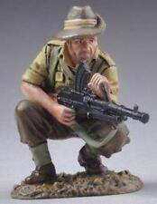 THOMAS GUNN WW2 PACIFIC RS006B ALLIED BREN GUNNER KNEELING DESERT VERSION MIB