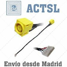 Conector DC Power Jack para LENOVO Ideapad B590 (with cable)
