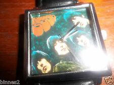THE BEATLES GENUINE RUBBER SOUL APPLE WRIST WATCH NEW BATTERY FITTED UNWORN NEW