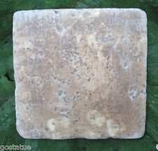 Gostatue set of 3  travertine tile molds abs plastic mold rapid set cement all
