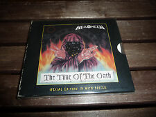 Helloween - the time of the oath  CD Special Edition with Poster