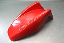 Used Mini Chinese Pocket Bike Rear Fender Red Plastic Mud Gaurd 47cc 49cc