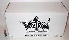 Mattycollector Voltron Lance & Red Lion Mattel Club Lion Force 2012 SEALED MINTY