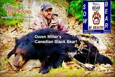 Bear Lure, SOW BEAR in HEAT, for Bear Hunting & Trapping