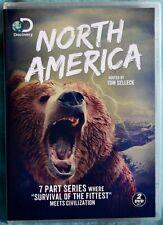 NORTH AMERICA - DVD DOPPIO IN INGLESE