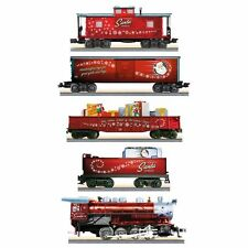 2015 HALLMARK LIONEL TOYMAKER SANTA EXPRESS TRAIN SET.  NEW IN BOX