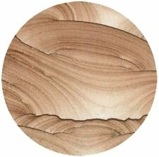 Thirsty Stone natural solid sandstone coasters, New, Free Shipping