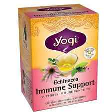 Yogi Herbal Tea Bags, Echinacea Immune Support 16 ea