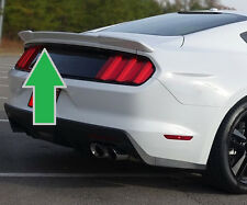 "FOR FORD MUSTANG COUPE PRE-Painted ""Racing Style"" Rear Spoiler Wing 2015-2017"