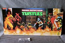 SDCC 2016 Comic-Con NECA Teenage Mutant Ninja Turtles TMNT Arcade Foot Clan Set