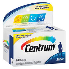 Centrum Men Under 50, Multivitamin, Tablets 120 ea