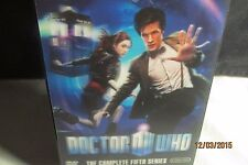 Doctor Who: The Complete Fifth Series (DVD, 2010, 6-Disc Set) SHIPS FIRST CLASS!
