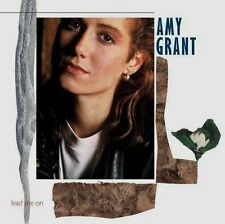 Amy Grant - Lead Me on A&M RECORDS CD