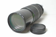 Sigma High Speed Zoom 80-200mm F3.5 Multi Coated for Nikon w/ Filter Working