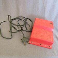 538D Jouef 389 Transfo Continu 600 mA Slot Circuit Routier