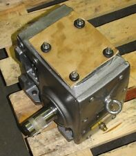 NORD DK 12080-100 L/4 CUS BRE 40 HL 31,92:1 RATIO GEARBOX SPEED REDUCER WORM
